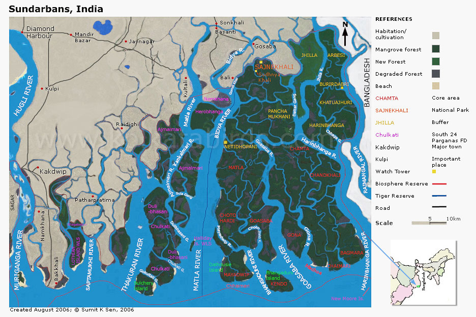 Delta Blues maneating tigers of the Sunderbans  simonhuwevanscom